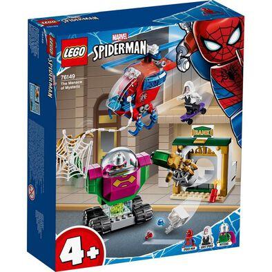 LEGO Marvel Spider-Man The Menace of Mysterio 76149