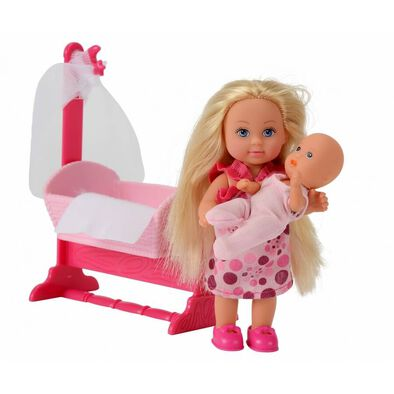 Evi Love Doll Cradle - Assorted