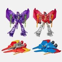 Transformers Bumblebee Cyberverse Adventures Seekers 4 Figure Pack