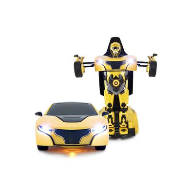 Rastar R/C 1-14 Transformable Car - Assorted