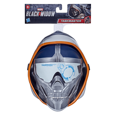 Marvel Black Widow Taskmaster Skull Mask