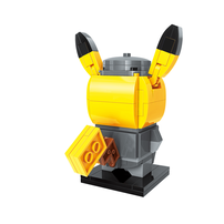 Qman Keeppley Pokémon Kuppy Pikachu Team Rocket