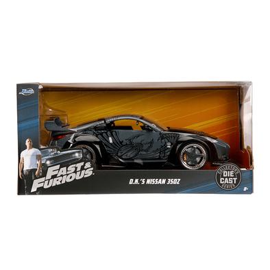Jada 1:24 Fast & Furious 2003 Nissan 350Z