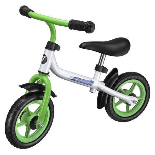 Avigo 10 Inch Kids Running Bike (Green)