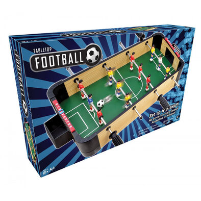 Ambassador Games 20-Inch Wooden Tabletop Football