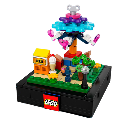 LEGO 2020 Bricktober Swing Ride - Not Available For Separate Sale