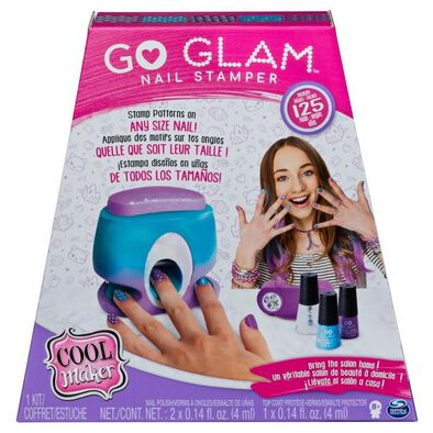 Cool Maker Go Glam Nail Stamper