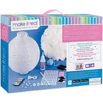 Make It Real DIY Cloud Lantern