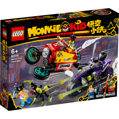 LEGO Monkie Kid's Cloud Bike 80018