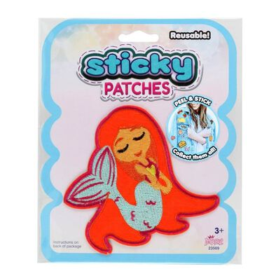 Sticky Patches Mermaid 5