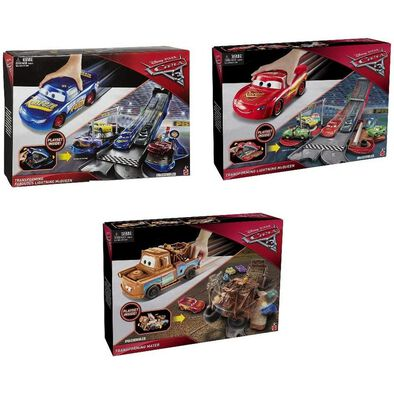 Disney Cars Transforming Hero - Assorted