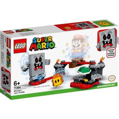 LEGO Super Mario Whomp's Lava Trouble Expansion Set 71364