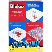 Fast Fun Blokus