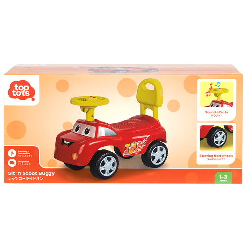Top Tots Sit 'N Scoot Buggy