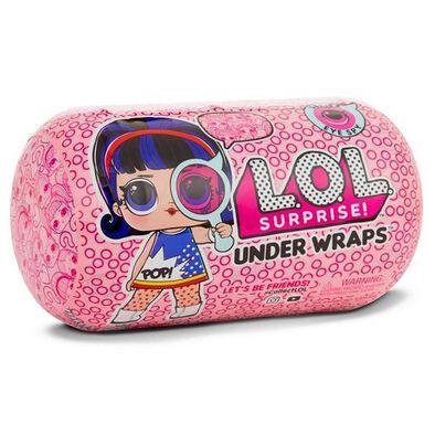 L.O.L. Surprise Series Eye Spy Under Wraps Doll