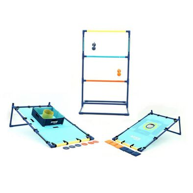 Stats 3 In 1 Lawn Games Combo Set