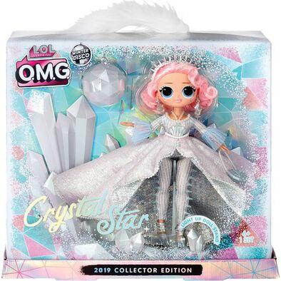 L.O.L. Surprise O.M.G. Winter Disco 2019 Collector Edition