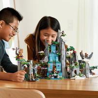 LEGO Monkie Kid The Legendary Flower Fruit Mountain 80024