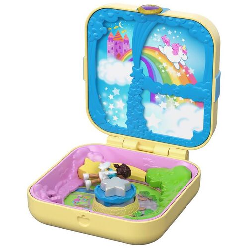 Polly Pocket Hidden Hideouts Lil Princess Pad - Assorted