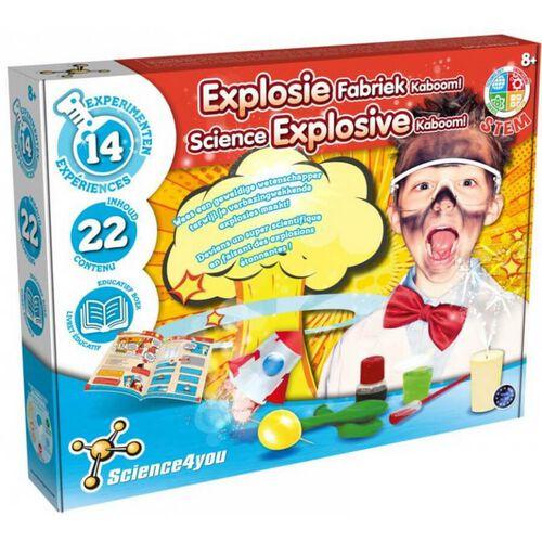 Science4you Science Explosive Kaboom