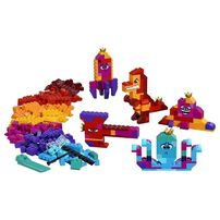 LEGO Movie 2 Queen Watevra's Build Whatever Box 70825