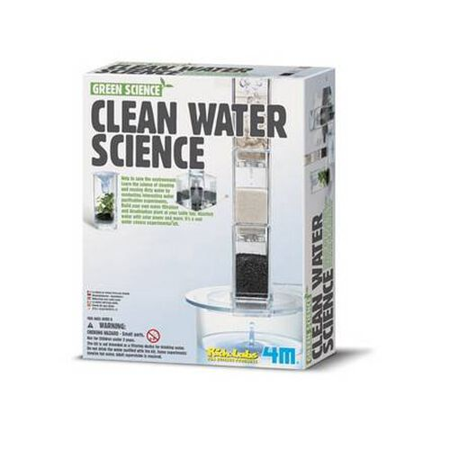 4M Green Science - Clean Water Science