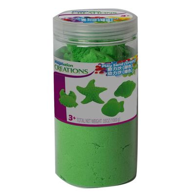 Universe of Imagination Play Sand - Green