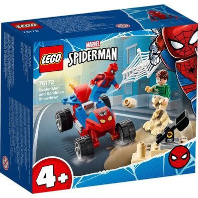 LEGO Marvel Spider-Man And Sandman Showdown 76172