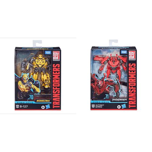 Transformers Studio Series Deluxe Class - Assorted