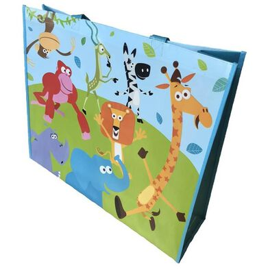 "Toys""R""Us Geoffrey & Friends Reusable Tote Bag"
