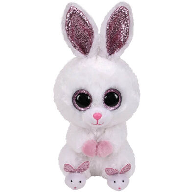 Ty Beanie Boos 6 Inch Regular Size Slippers Rabbit