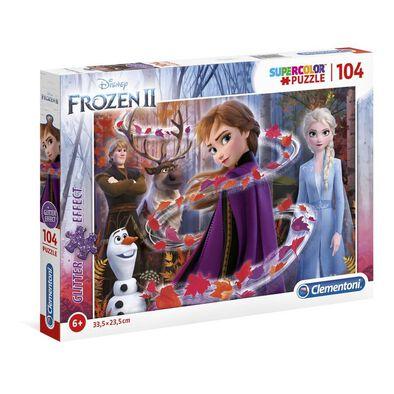 Clementoni Disney Frozen 2 104 Pieces Special Collection Puzzle