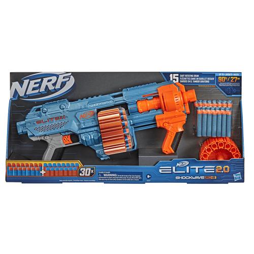 NERF Elite 2.0 Shockwave RD-15