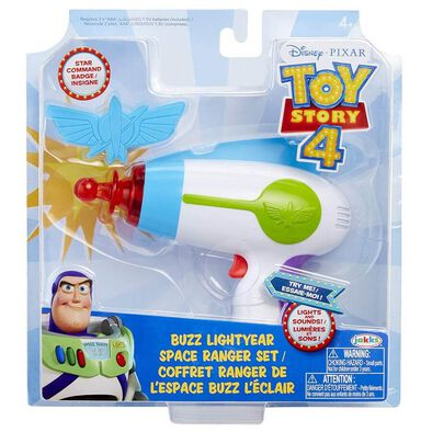 Toy Story Buzz Lightyear Space Ranger Set
