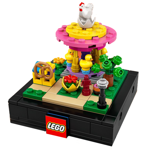LEGO 2020 Bricktober Carousel - Not Available For Separate Sale