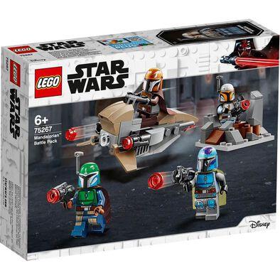 LEGO Star Wars Mandalorian Mandalorian Battle Pack 75267