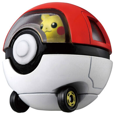 Tomica Dream Tomica-R10 Pikachu&Monster Ball