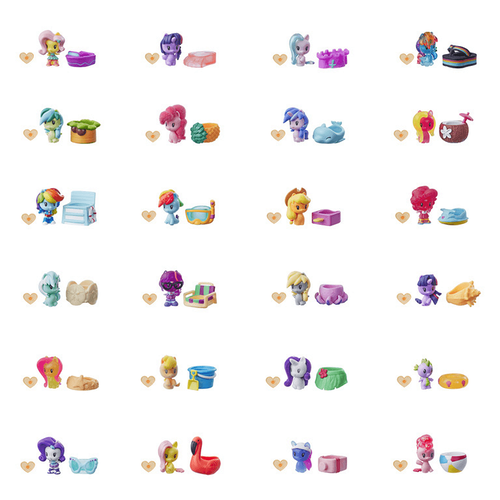 My Little Pony Cutie Mark Crew Balloon Blind Packs - Assorted