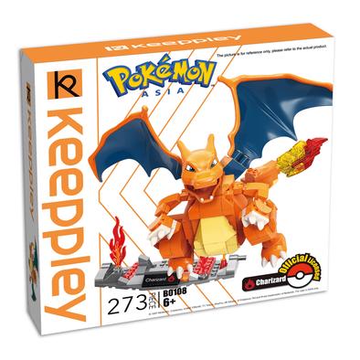 Qman Keeppley Pokémon Charizard