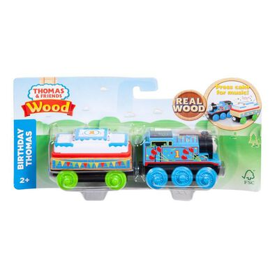 Thomas & Friends Wood Thomas Birthday