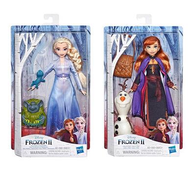 Disney Frozen 2 Storytelling Doll - Assorted
