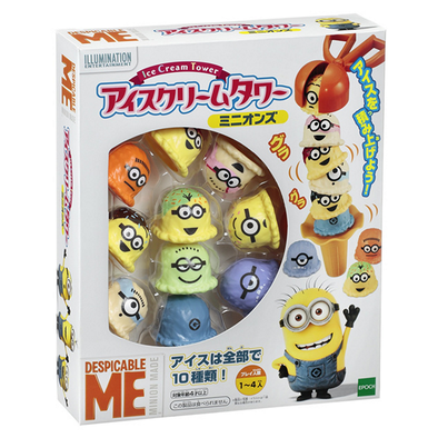Epoch Games Ice Cream Tower Minions