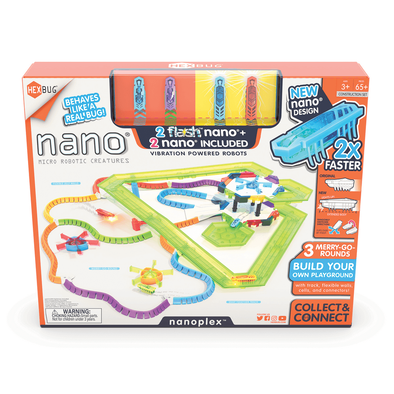 Hexbug Flash Nano Plex Set
