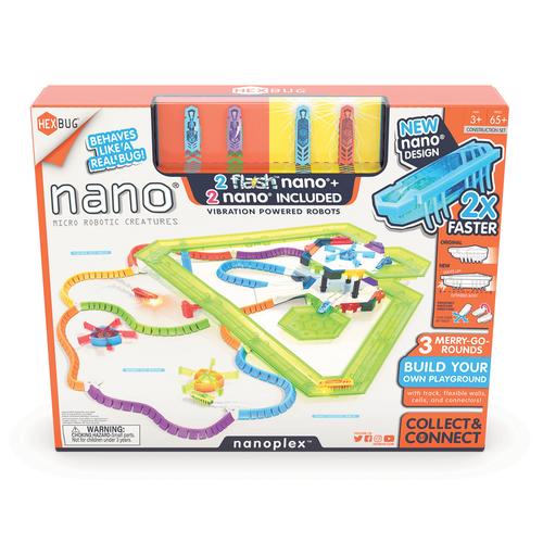 Hexbug Flash Nano Plex Set