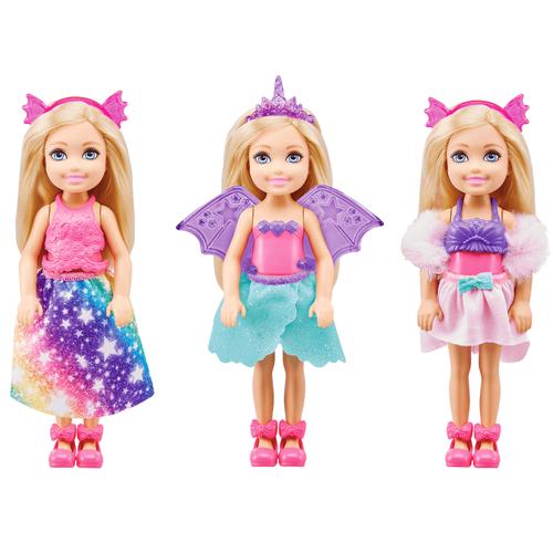 Barbie Dreamtopia Chelsea Dress-Up