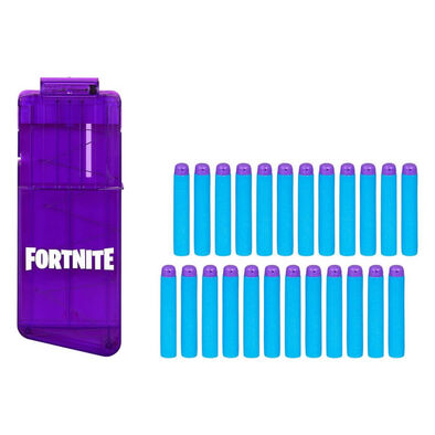 NERF Fortnite Clip and Elite Darts Refill