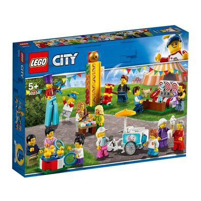 LEGO City People Pack Fun Fair 60234