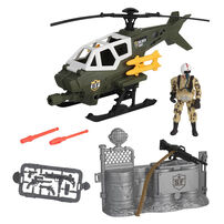 Soldier Force Swift Attax Helicopter