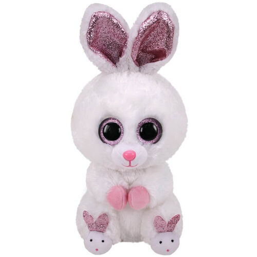 Ty Beanie Boos 13 Inch Medium Size Slippers Rabbit