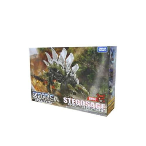 Zoids Wild ZW14 Stegosage